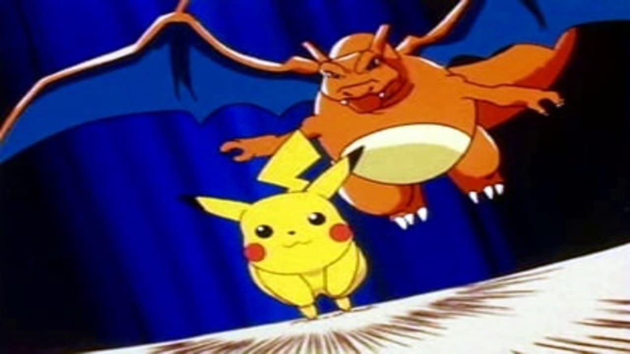 Pokémon Season 2 :Episode 28  Pokémon Double Trouble