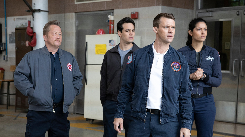 Chicago Fire • S08E09