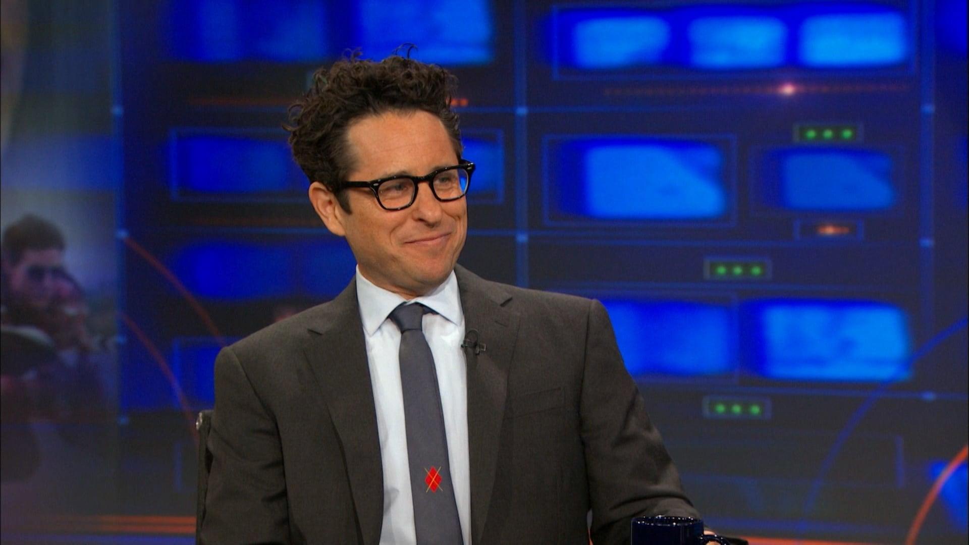 The Daily Show with Trevor Noah Season 20 :Episode 138  J.J. Abrams