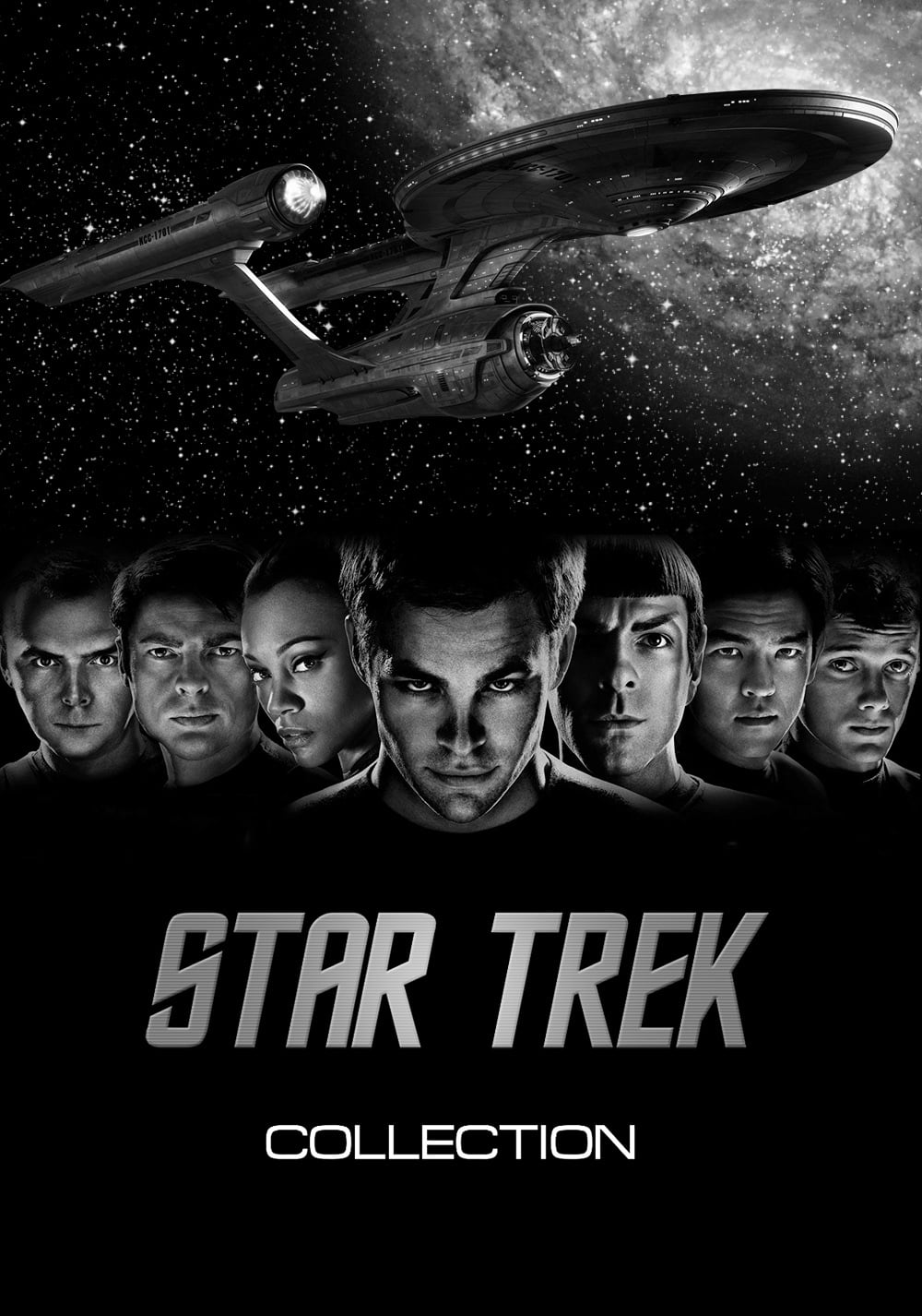 all movies from star trek  alternate reality collection