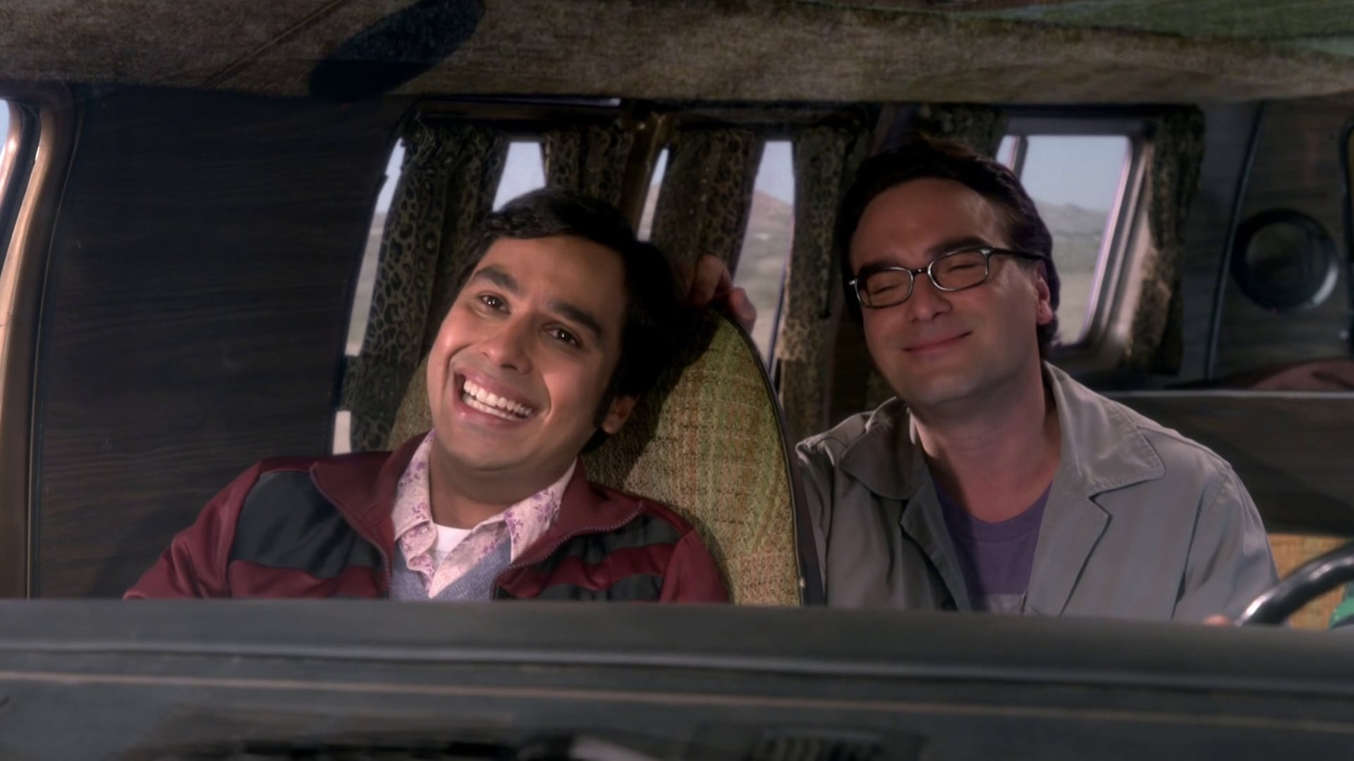 The Big Bang Theory Season 9 :Episode 3  The Bachelor Party Corrosion