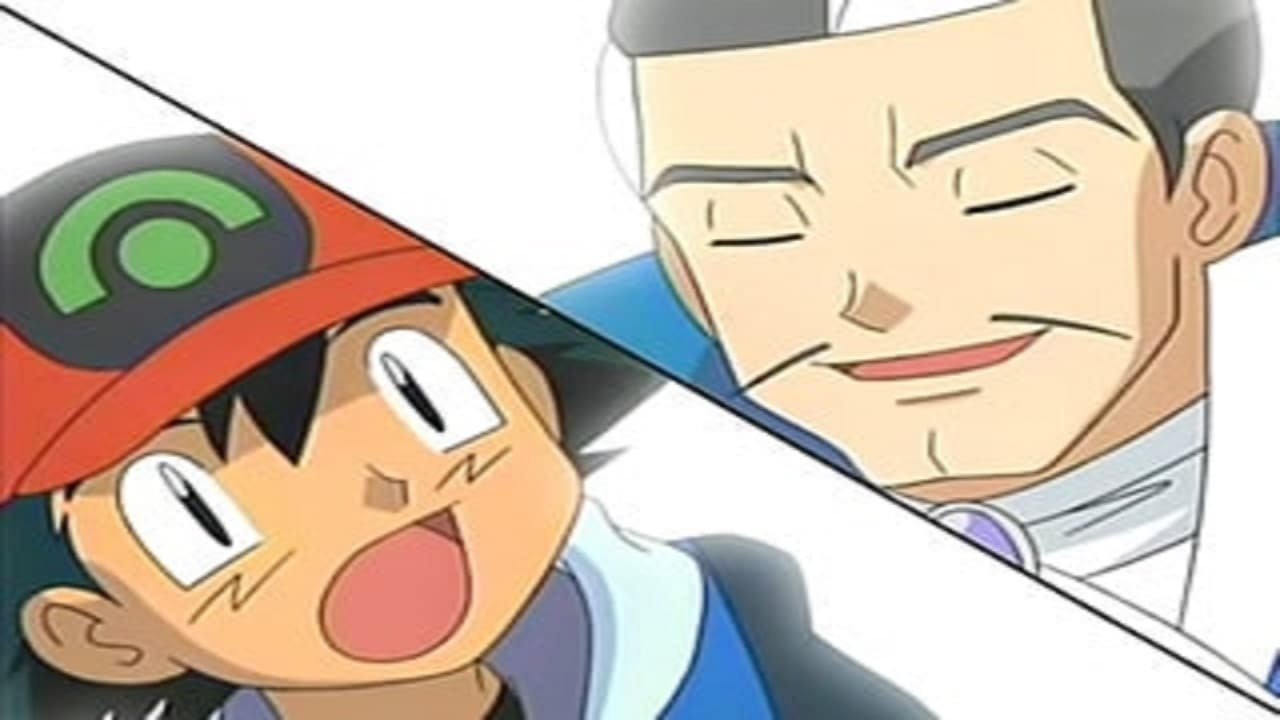 Pokémon Season 8 :Episode 18  The Great Eight Fate!