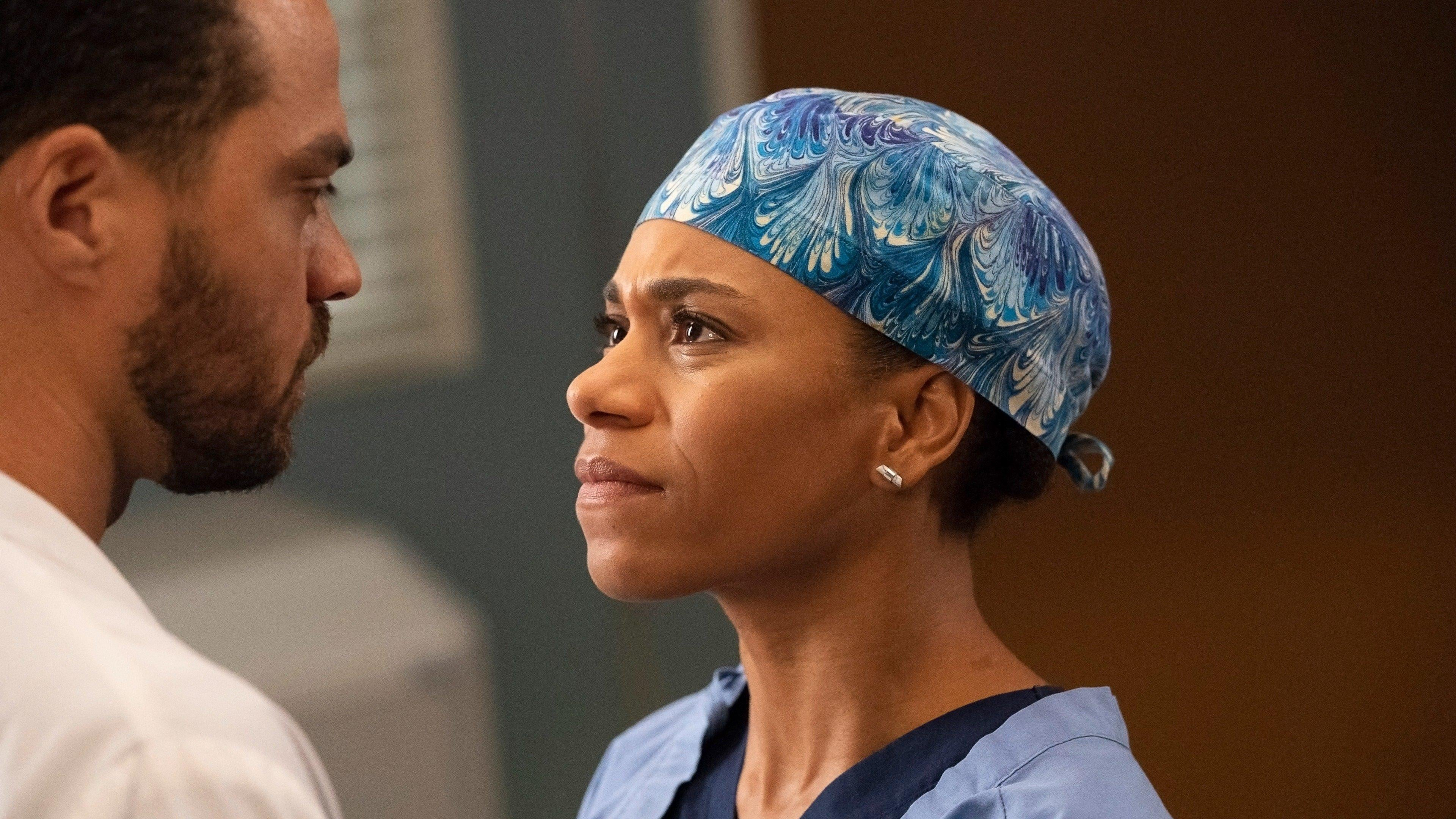 Grey's Anatomy Season 15 :Episode 8  Blowin' in the Wind