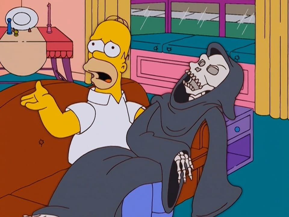 The Simpsons Season 15 :Episode 1  Treehouse of Horror XIV