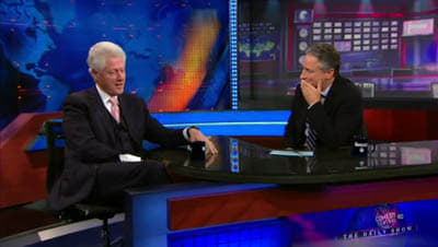 The Daily Show with Trevor Noah Season 15 :Episode 117  Bill Clinton