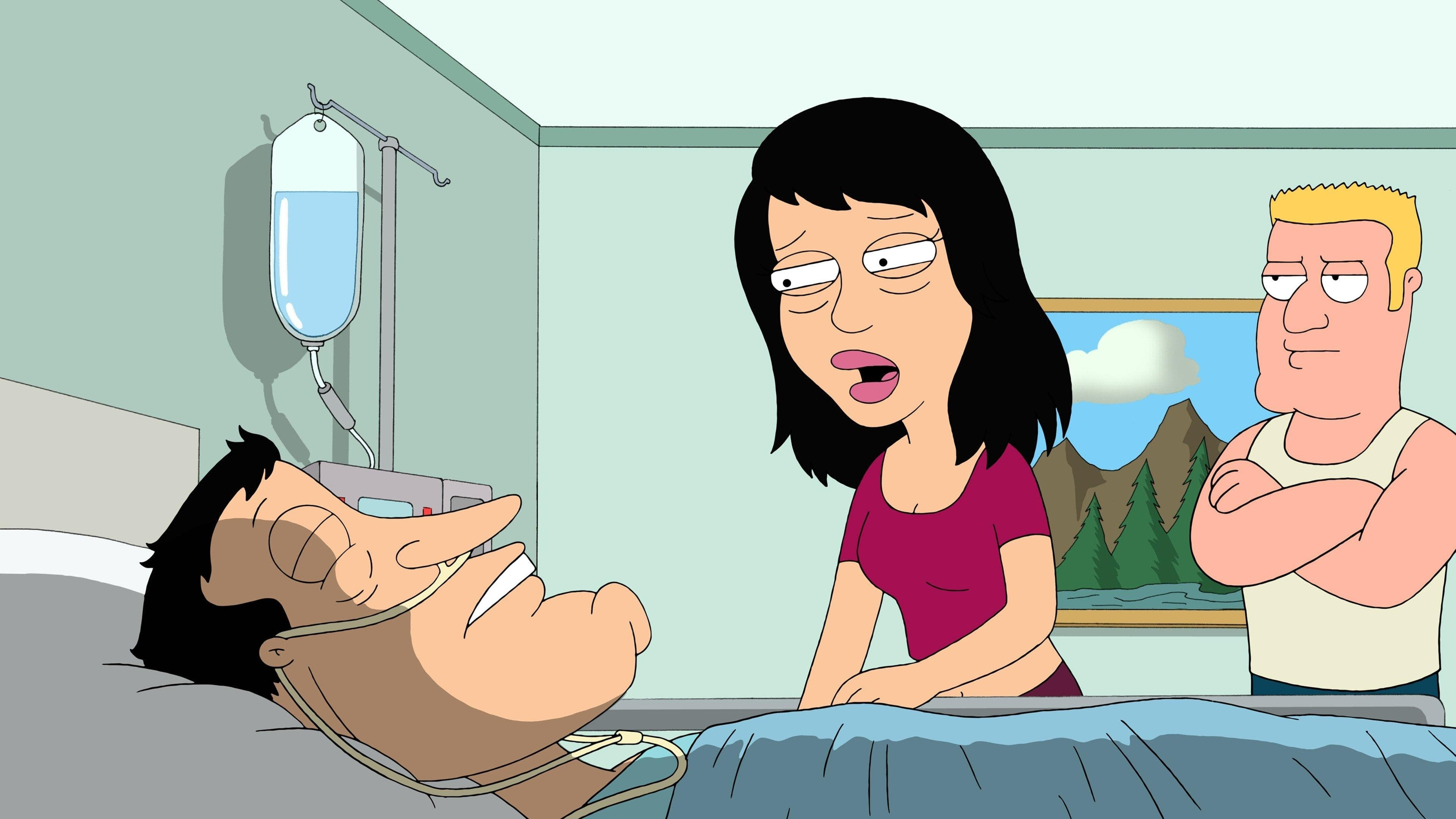 Family Guy Season 10 :Episode 3  Screams of Silence: The Story of Brenda Q