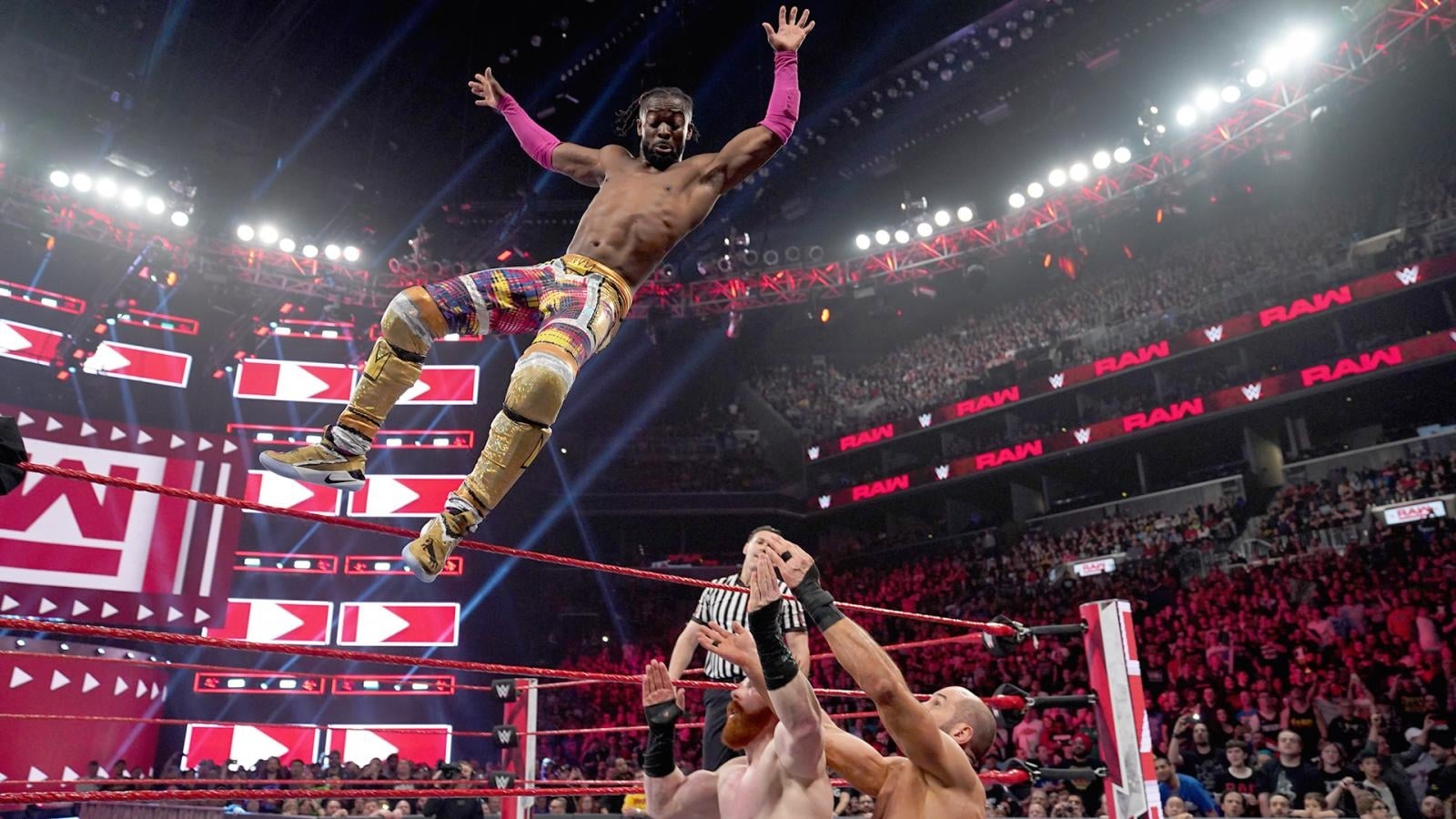 WWE Raw Season 27 :Episode 14  April 8, 2019 (Brooklyn, NY)