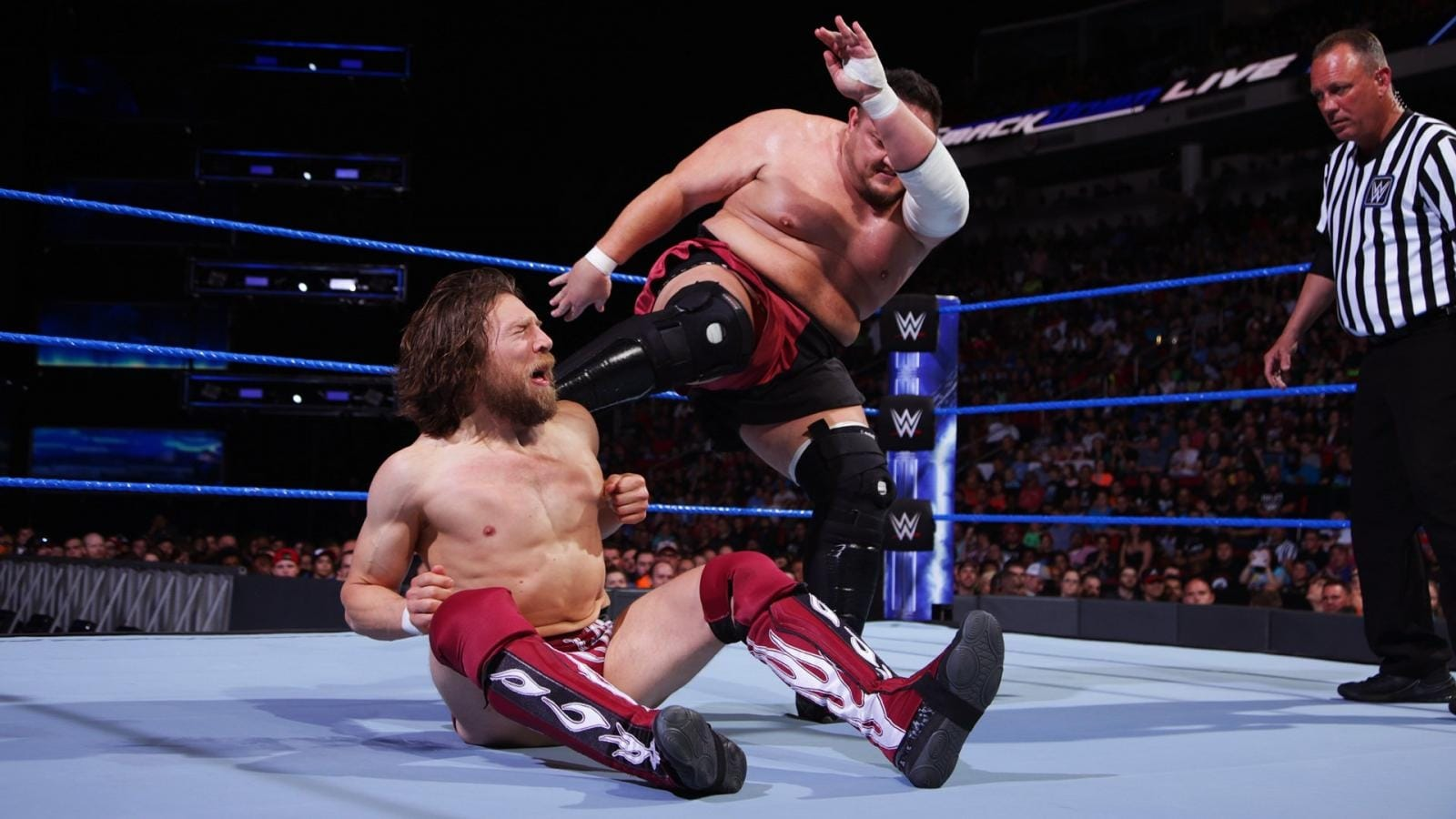 WWE Friday Night SmackDown • S20E22