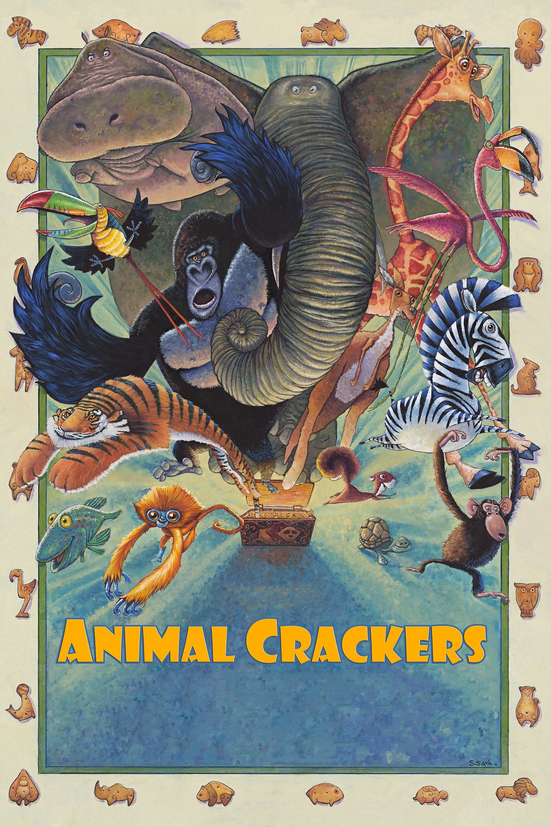 image for Animal Crackers