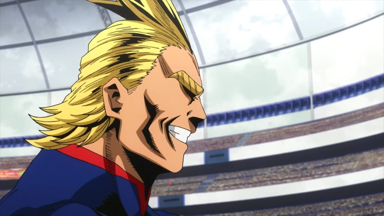 My Hero Academia Season 2 :Episode 12  Todoroki vs. Bakugo