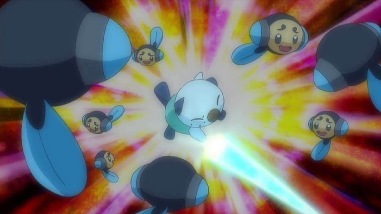 Pokémon Season 14 :Episode 32  Facing Fear with Eyes Wide Open!