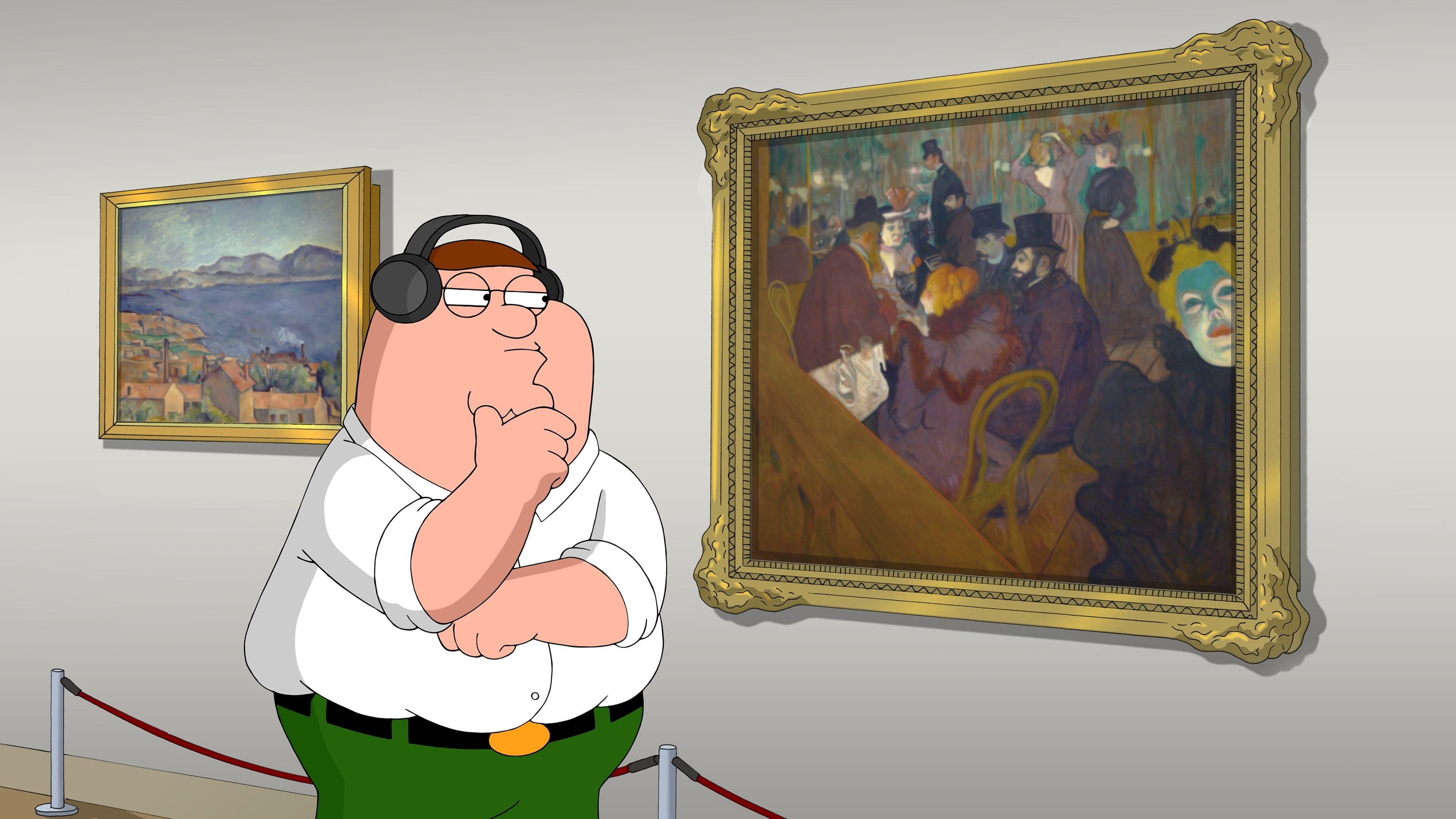 Family Guy - Season 12 Episode 17 : The Most Interesting Man in the World