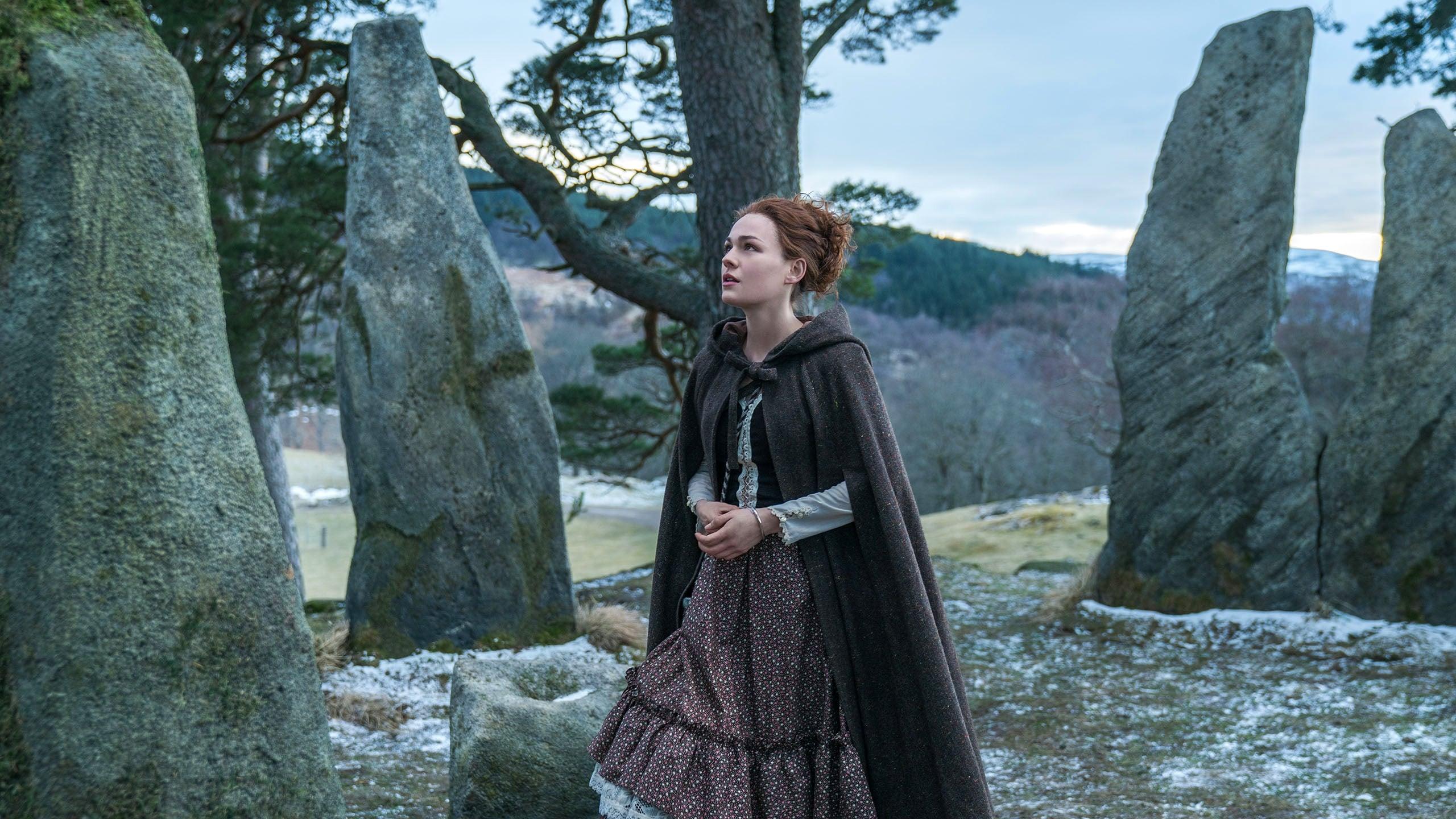 Outlander Season 4 :Episode 7  Down the Rabbit Hole
