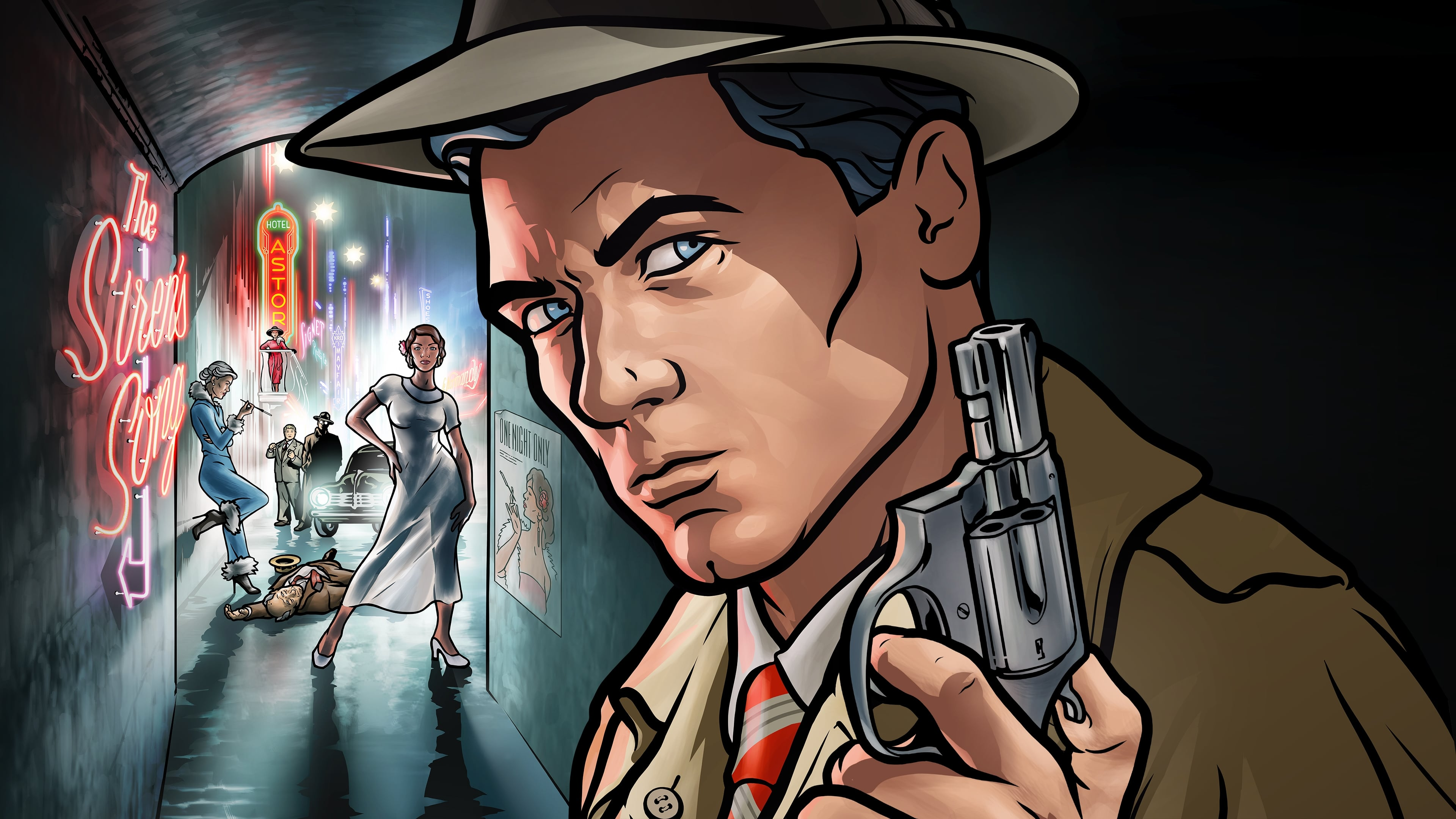 Archer Season 0 Episode 8 Archer & Conan