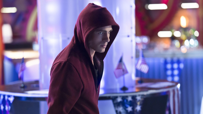 Arrow Season 2 :Episode 20  Seeing Red
