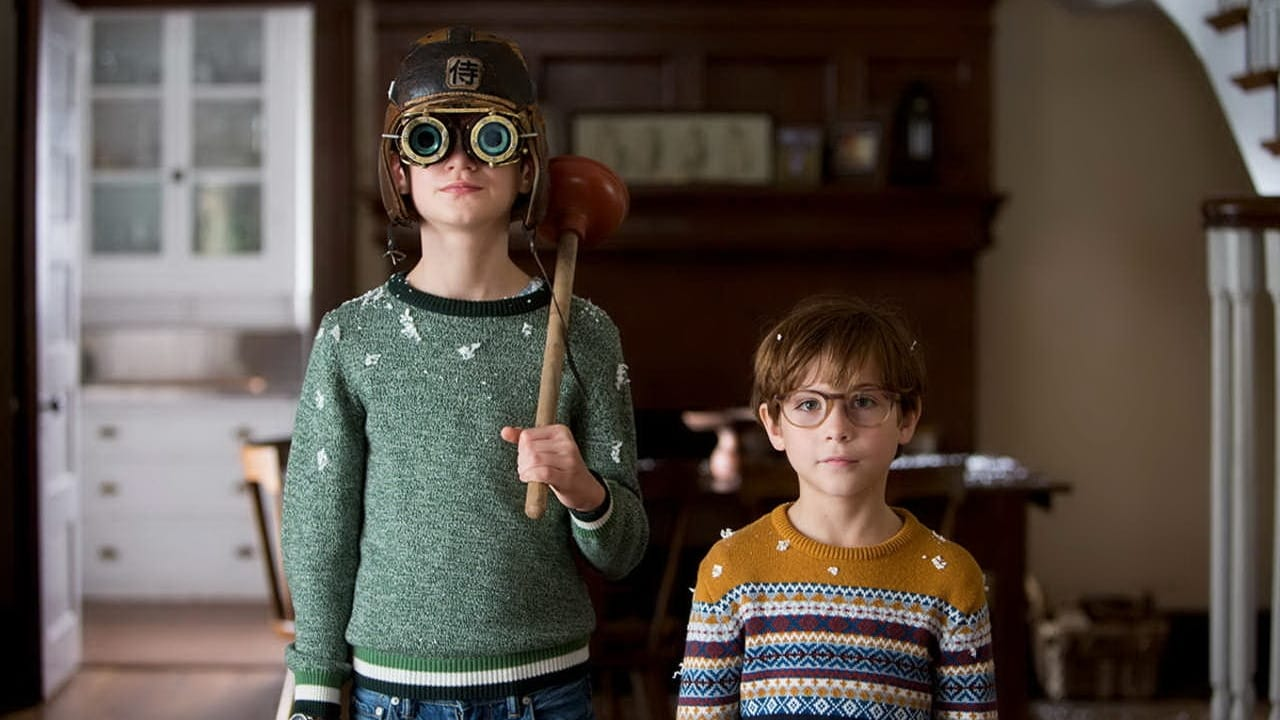The Book of Henry Image de Couverture