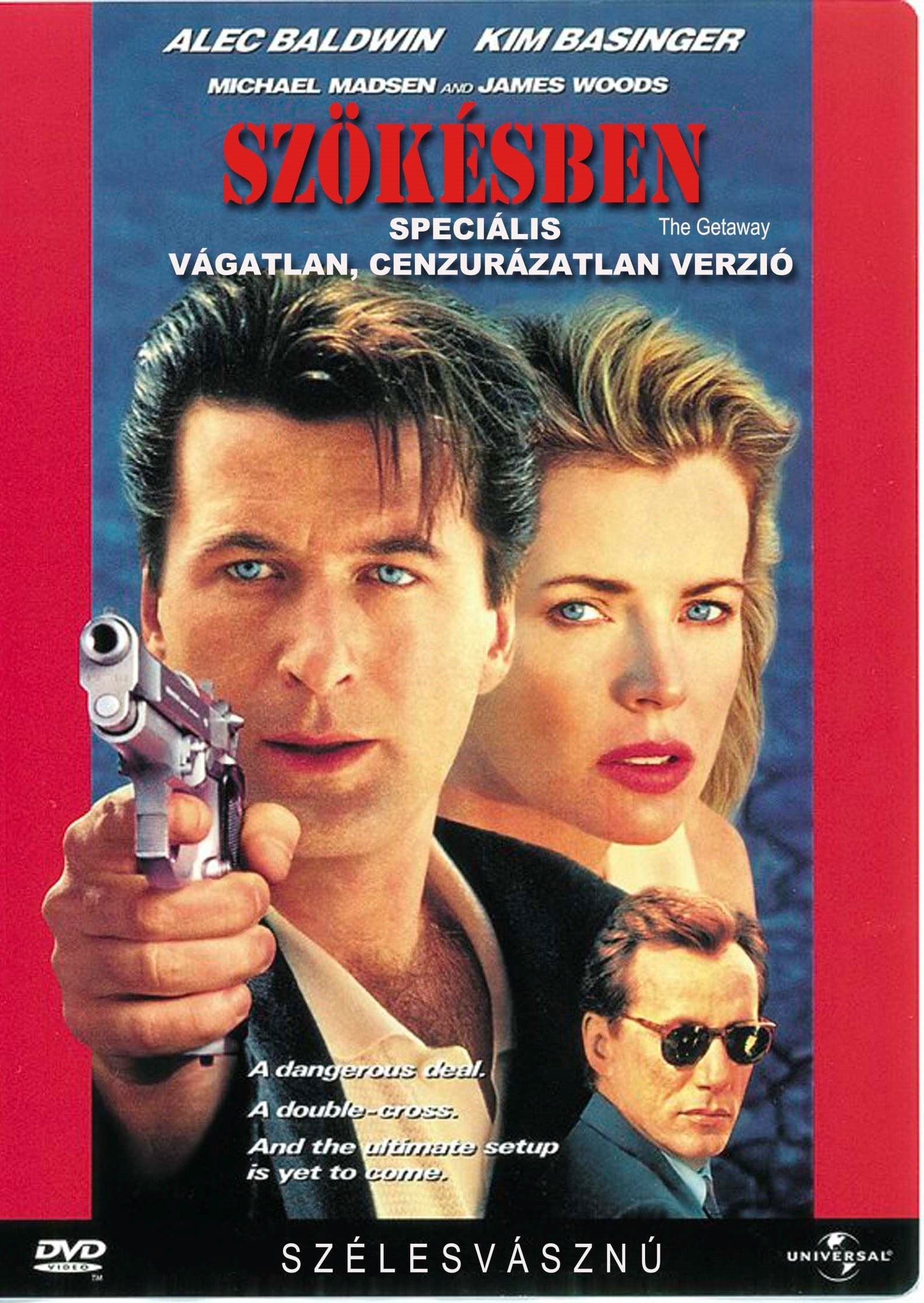 the getaway  la huida   1994   u2022 peliculas film
