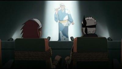 Naruto Shippūden Season 11 :Episode 222  The Five Kage's Decision