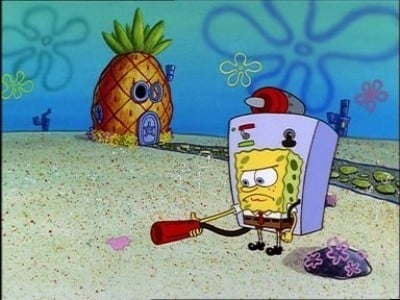 SpongeBob SquarePants Season 1 :Episode 2  Reef Blower