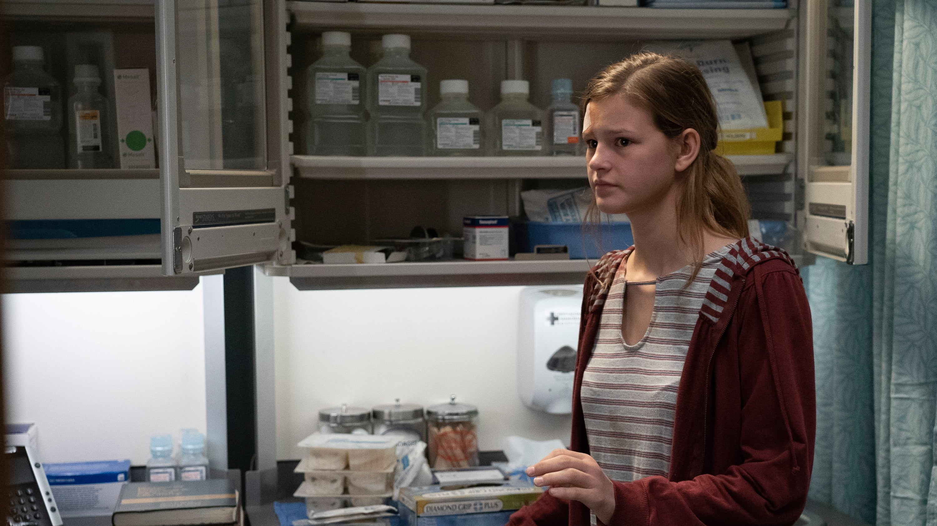 Grey's Anatomy Season 15 :Episode 9  Shelter From the Storm