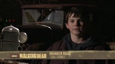 The Walking Dead Season 0 :Episode 27  Inside The Walking Dead: Beside the Dying Fire