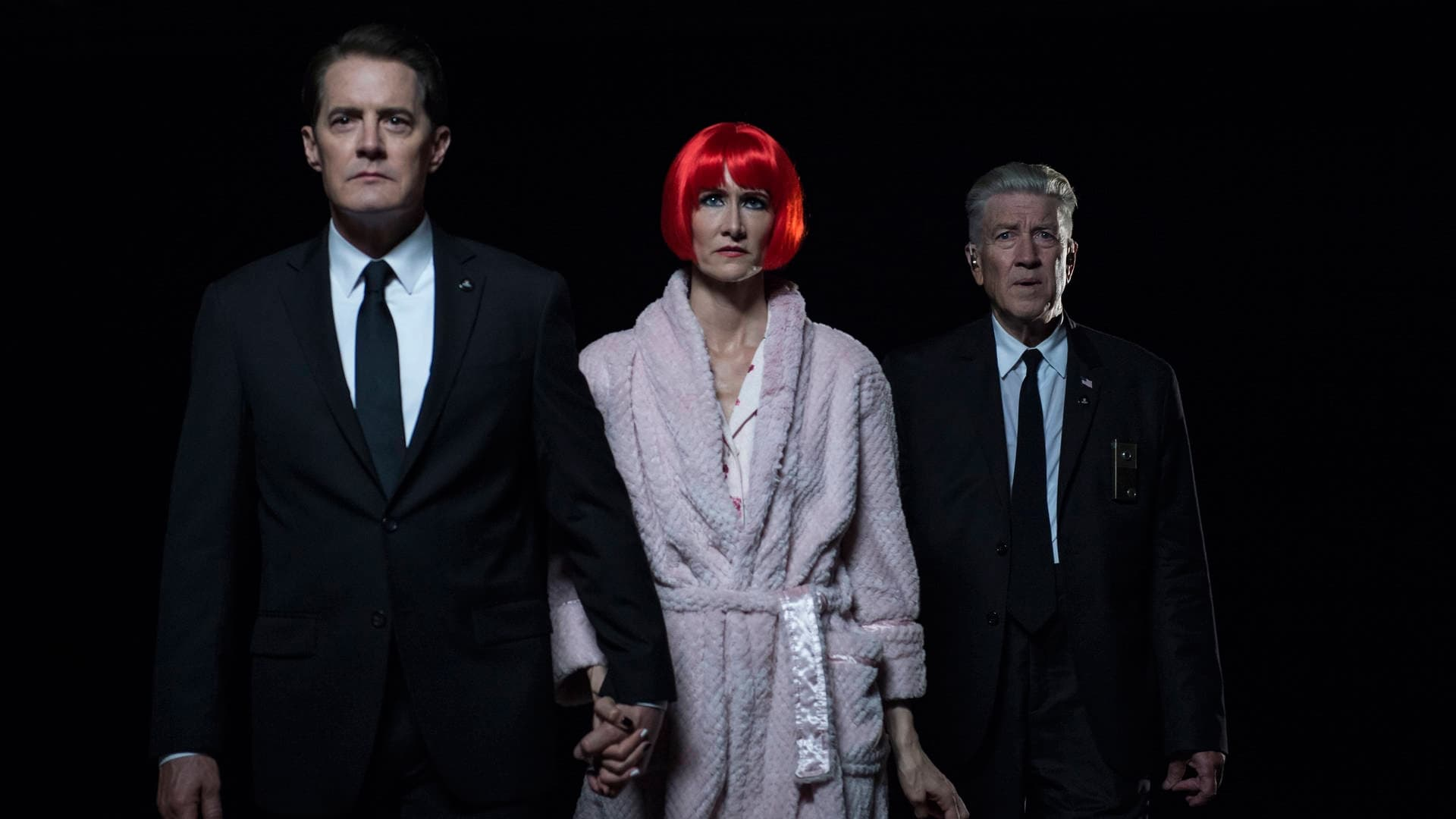 Twin Peaks Season 3 :Episode 17  Part 17: The Past Dictates the Future