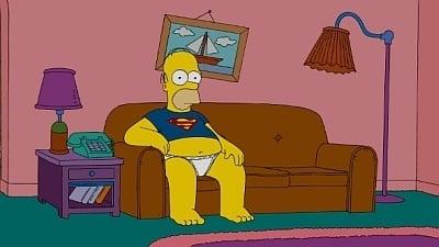The Simpsons - Season 9 Episode 14 : Das Bus