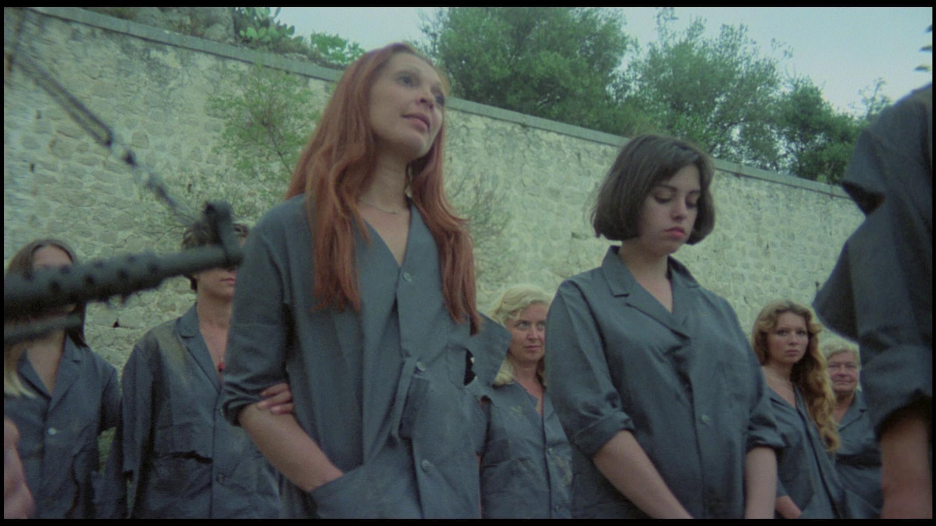 Barbed wire dolls 1975 best of scenes 8