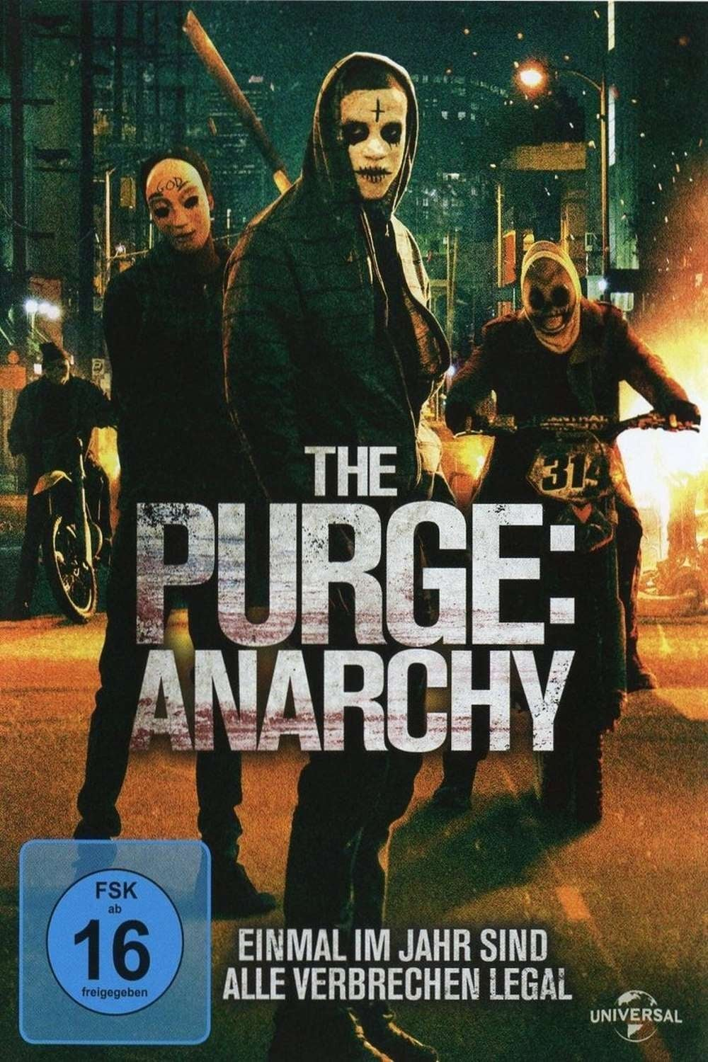 The Purge Anarchy 2014 Watch Free Primewire Movies