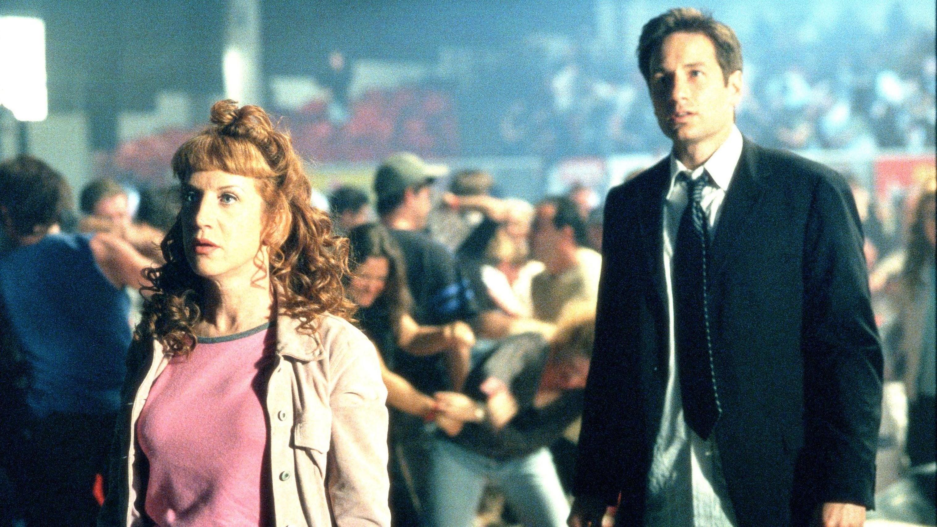 The X-Files Season 7 :Episode 20  Fight Club