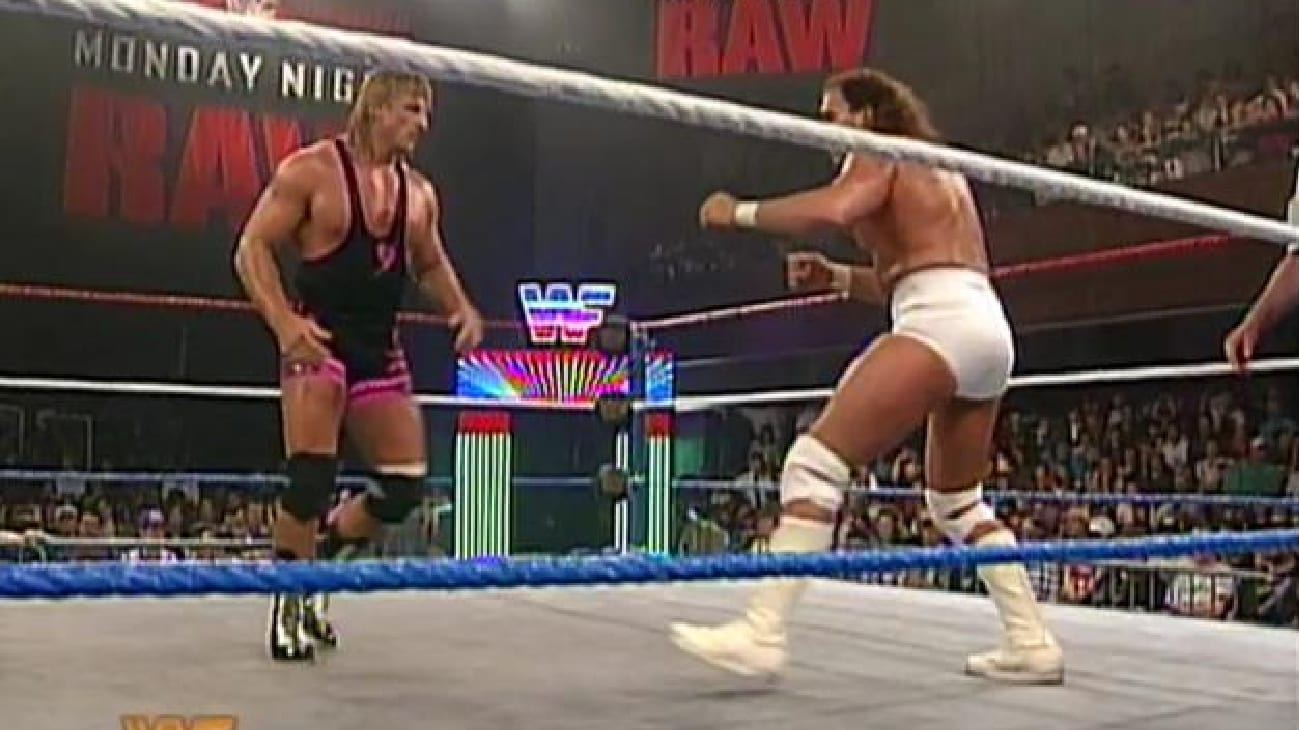 WWE Raw Season 2 :Episode 18  RAW 63
