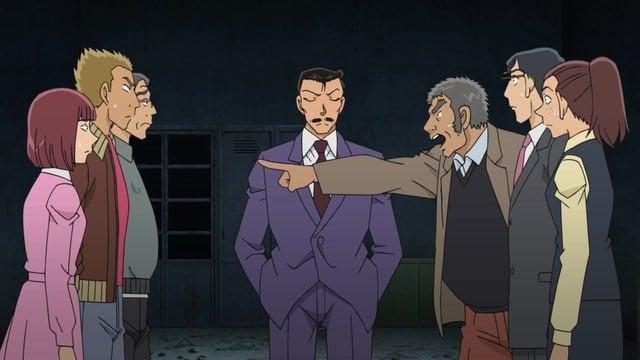 Detective Conan • S01E900