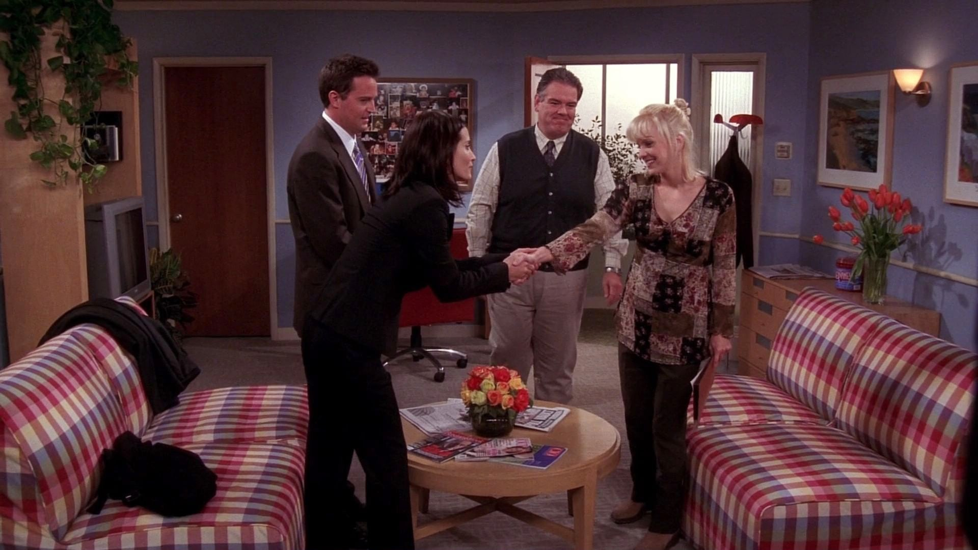 Friends Season 10 :Episode 9  The One with the Birth Mother