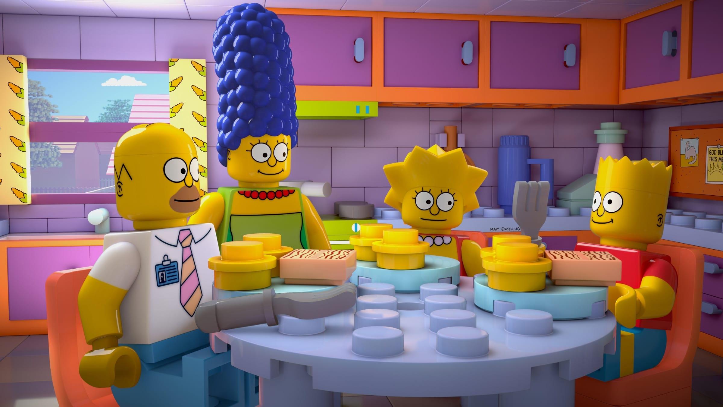 The Simpsons Season 25 :Episode 20  Brick Like Me