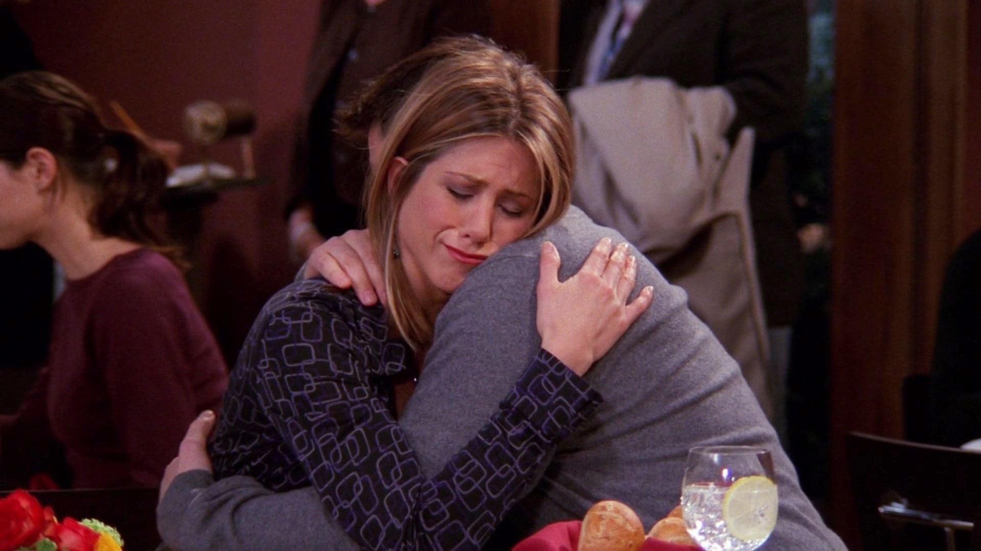 Season 8 :Episode 16  The One Where Joey Tells Rachel