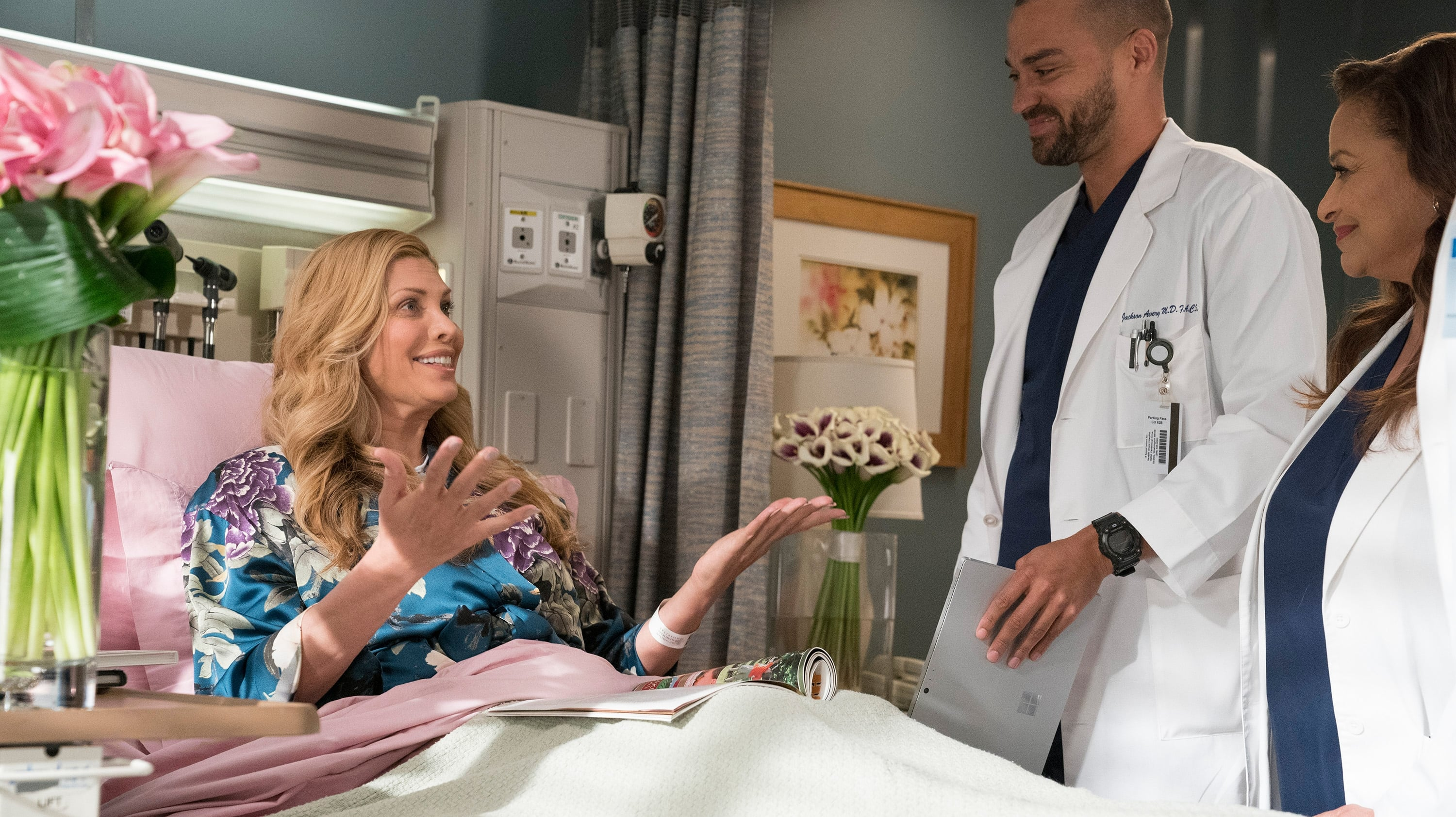 Grey's Anatomy Season 14 :Episode 16  Zeitschleife
