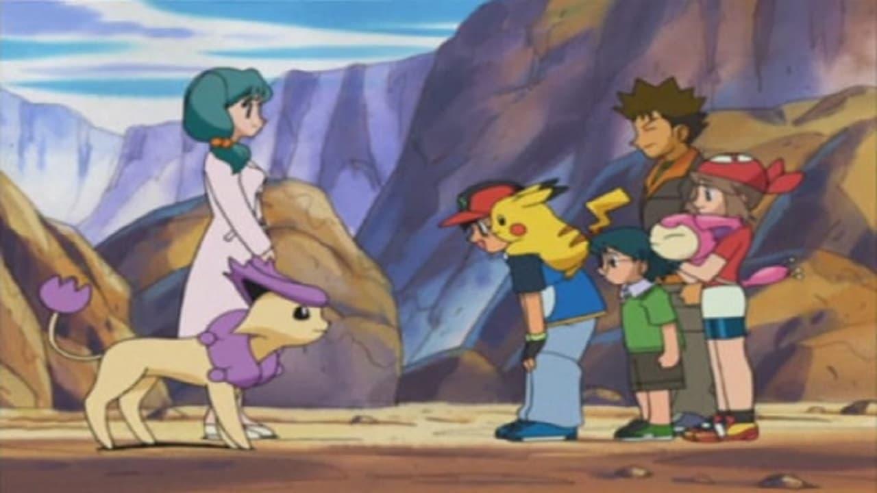 Pokémon Season 7 :Episode 20  Delcatty Got Your Tongue