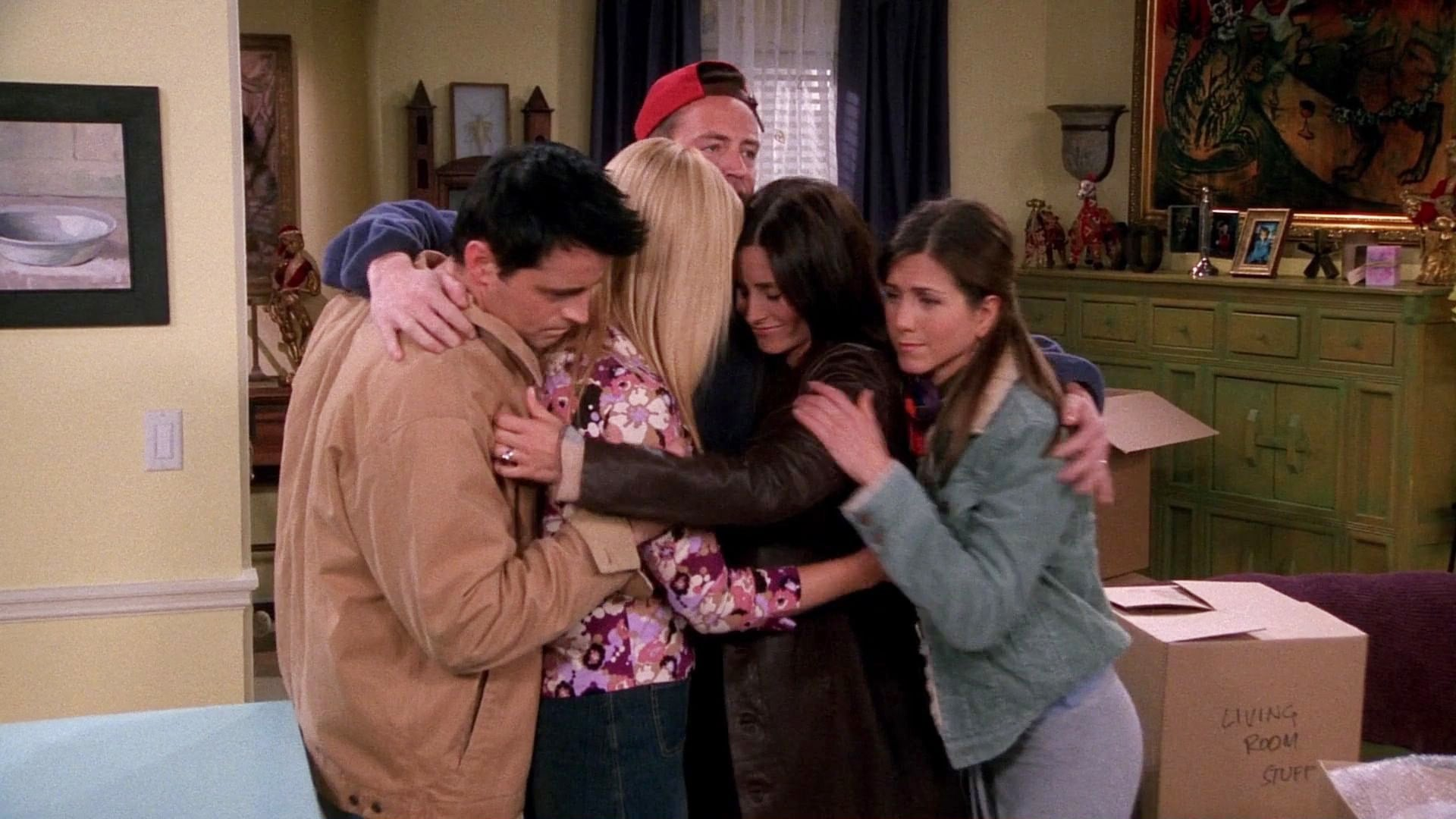 Friends Season 9 :Episode 16  The One with the Boob Job
