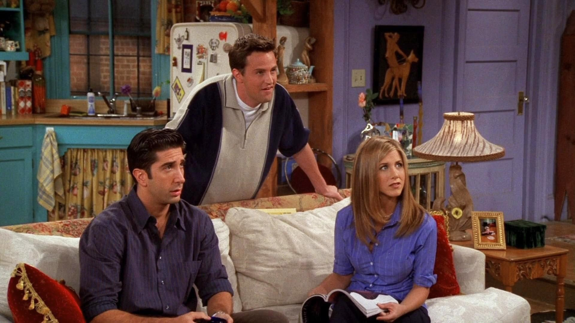 Friends Season 4 :Episode 6  The One with the Dirty Girl