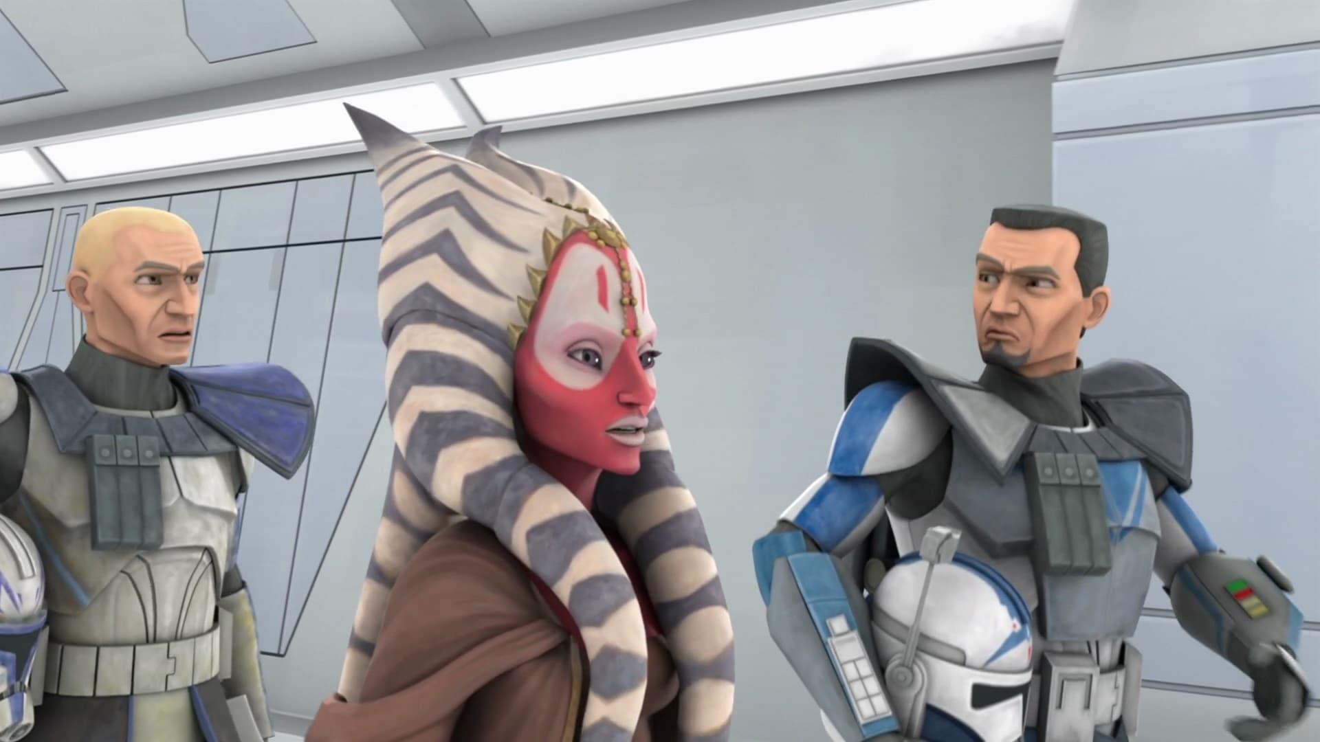 Star Wars: The Clone Wars - Season 6 Episode 2 : Conspiracy