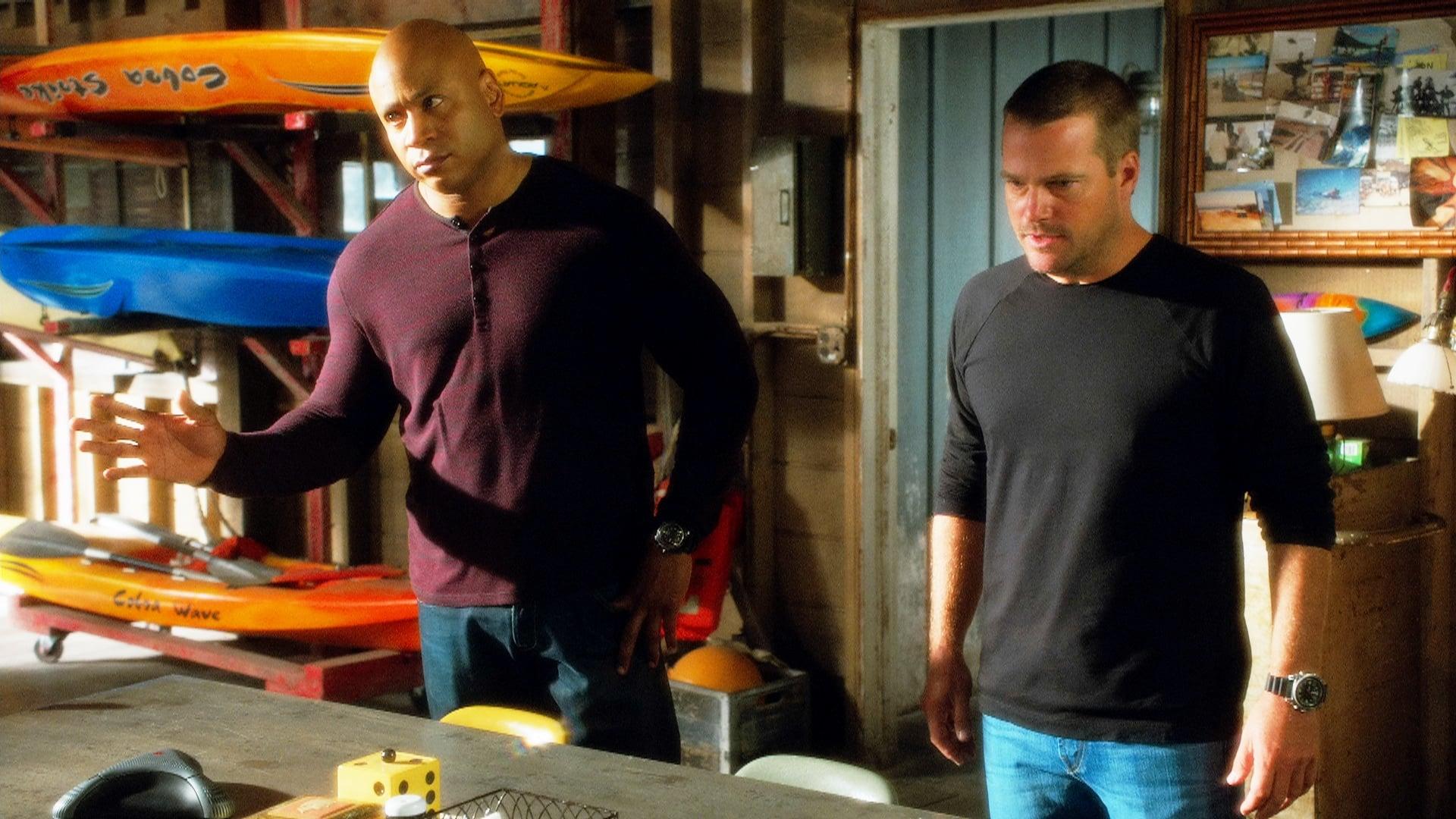 NCIS: Los Angeles Season 6 :Episode 3  Praesidium