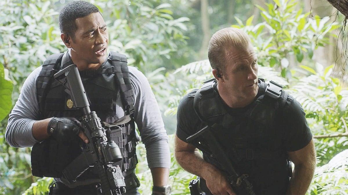 Hawaii Five-0 - Season 9 Episode 2 : Ke Kanaka I Ha'ule Mai Ka Lewa Mai (The Man Who Fell From the Sky)