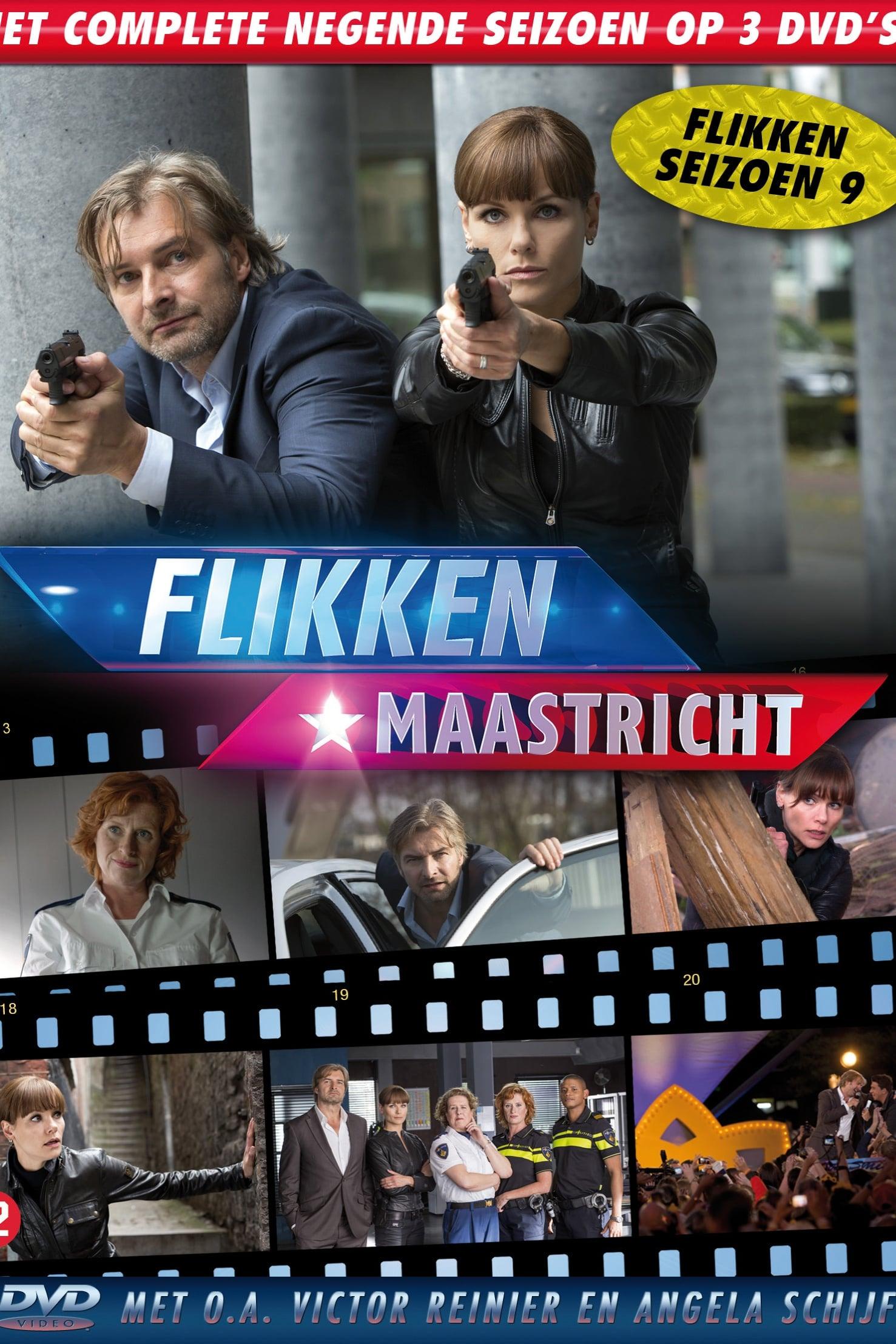 Flikken Maastricht Season 9
