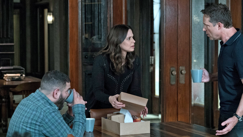 Scandal Season 6 :Episode 14  Head Games