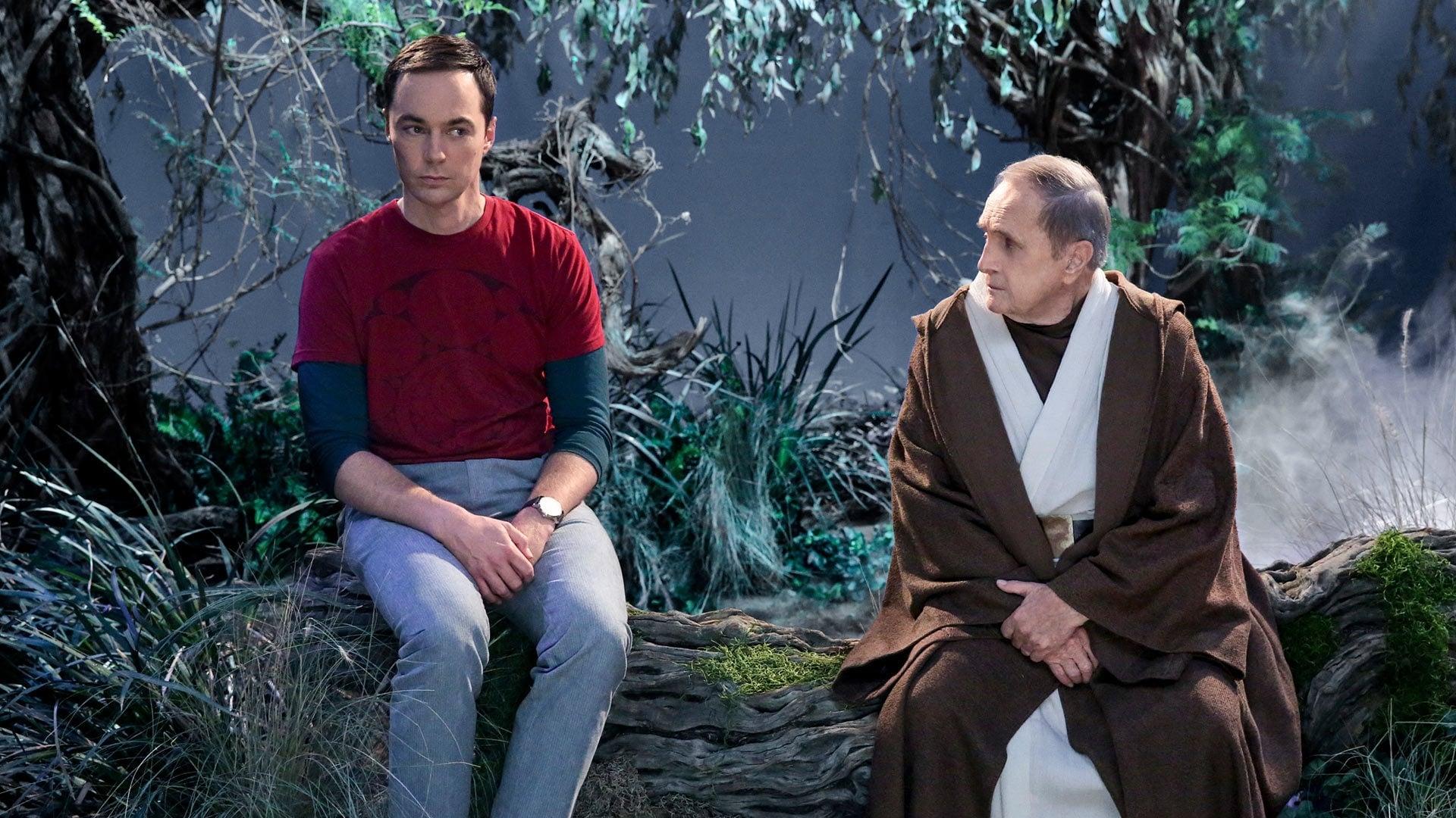 The Big Bang Theory Season 11 : The Proton Regeneration