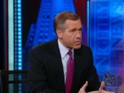 The Daily Show with Trevor Noah Season 14 :Episode 28  Brian Williams
