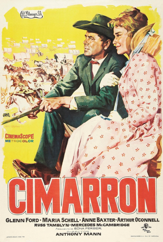 cimarron  1960   u2022 movies film