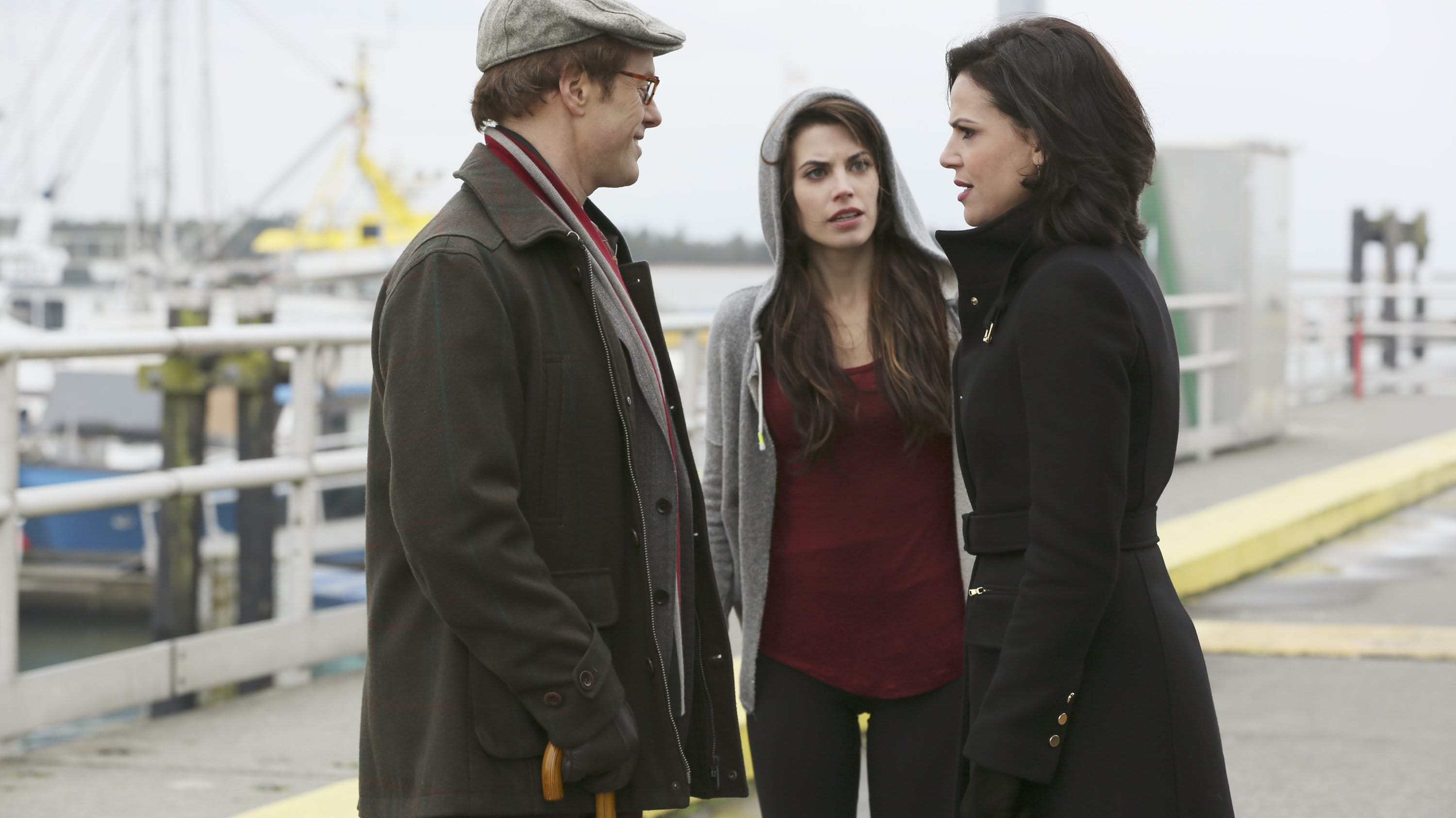 Once Upon a Time Season 2 :Episode 10  The Cricket Game