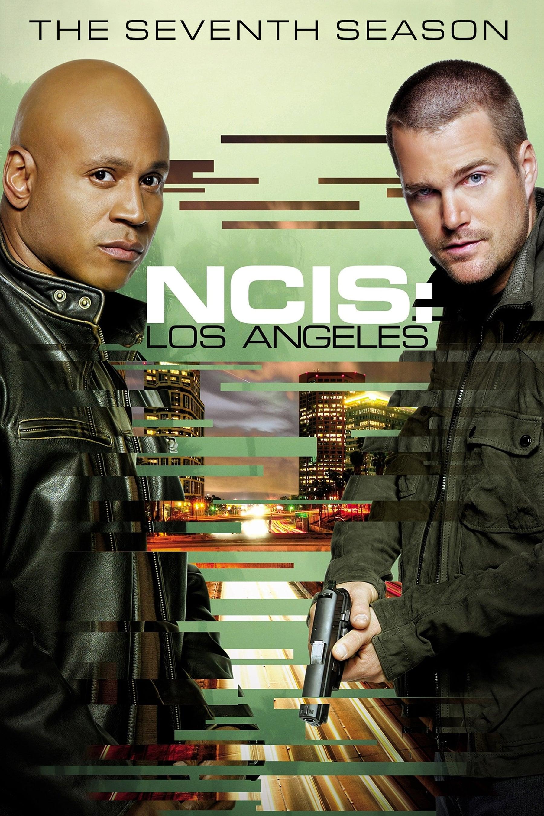NCIS: Los Angeles Season 7