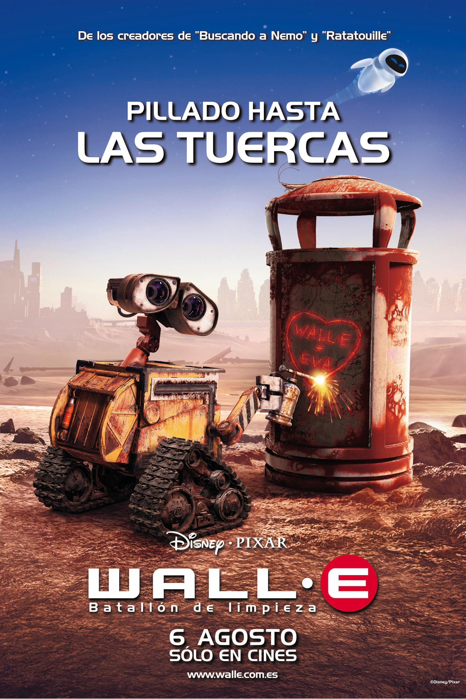 Póster WALL·E
